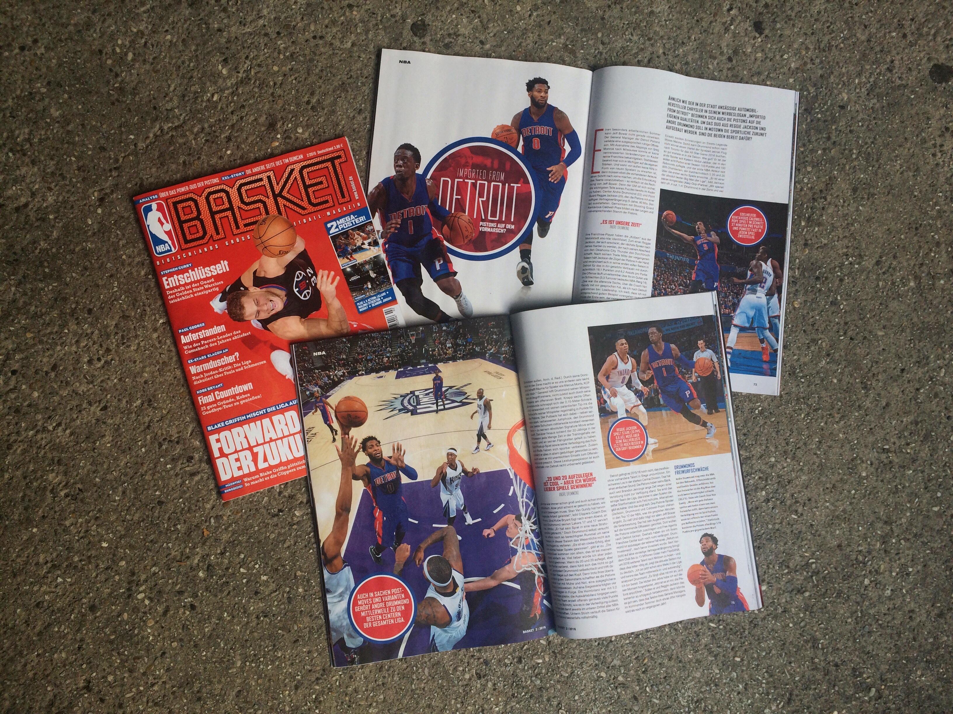 BASKET-Detroit-Pistons-Christian-Trojan