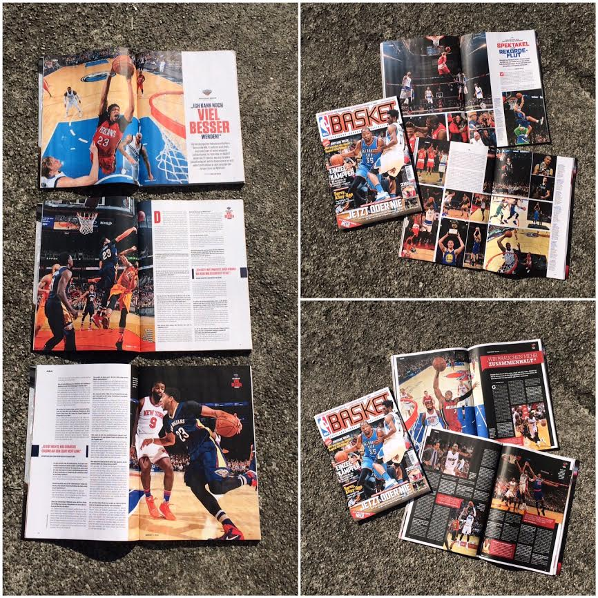 BASKET Magazin 04-2016