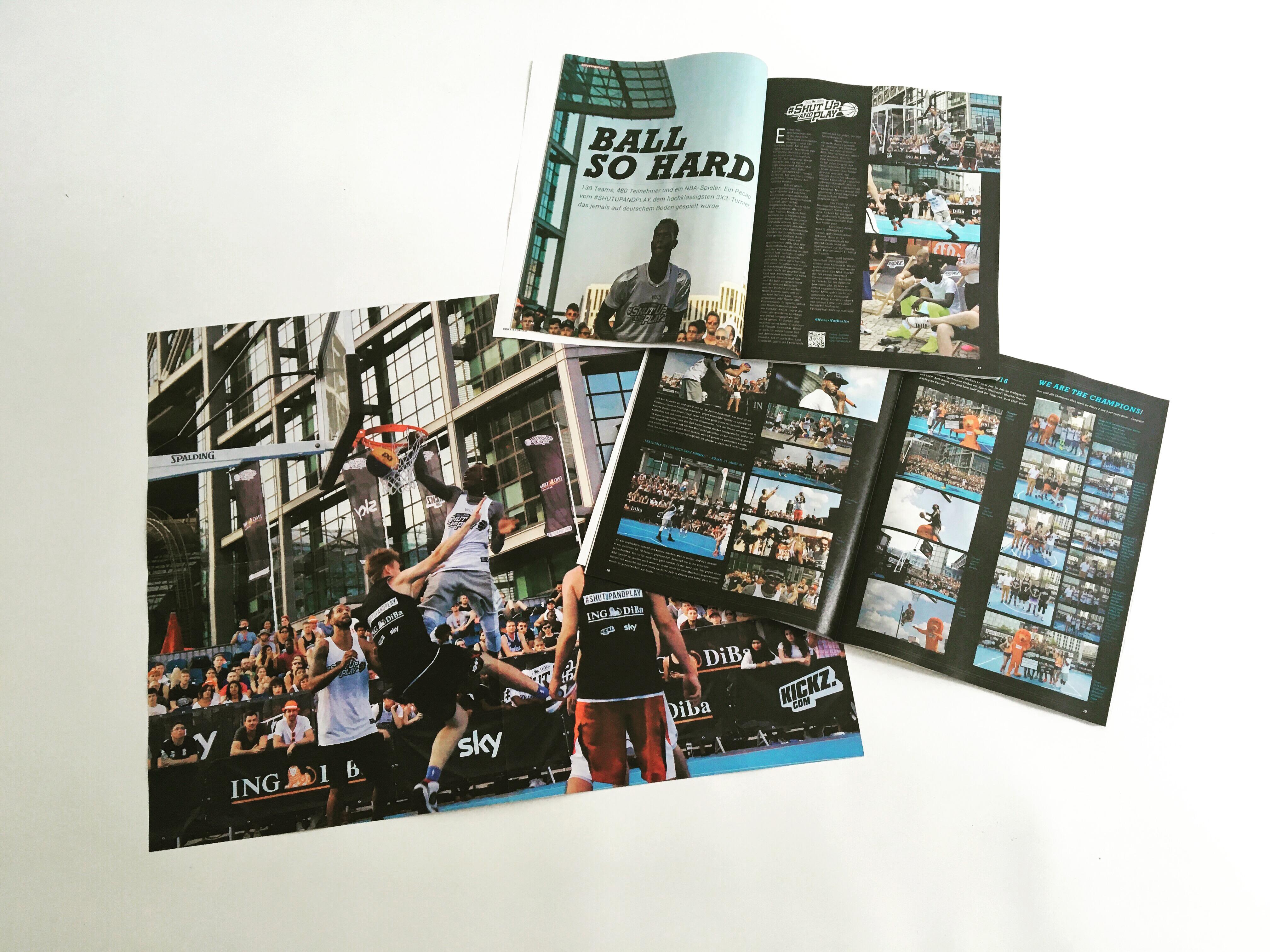 #SHUTUPANDPLAY FIVE Magazin 131